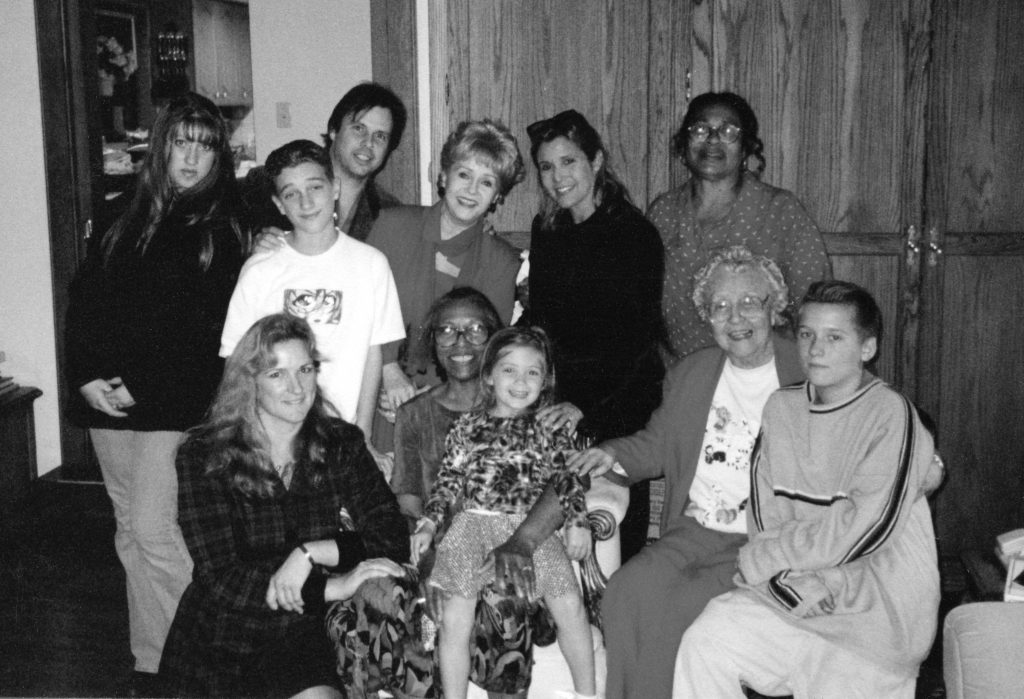 Reynolds and Fisher Family Christmas
