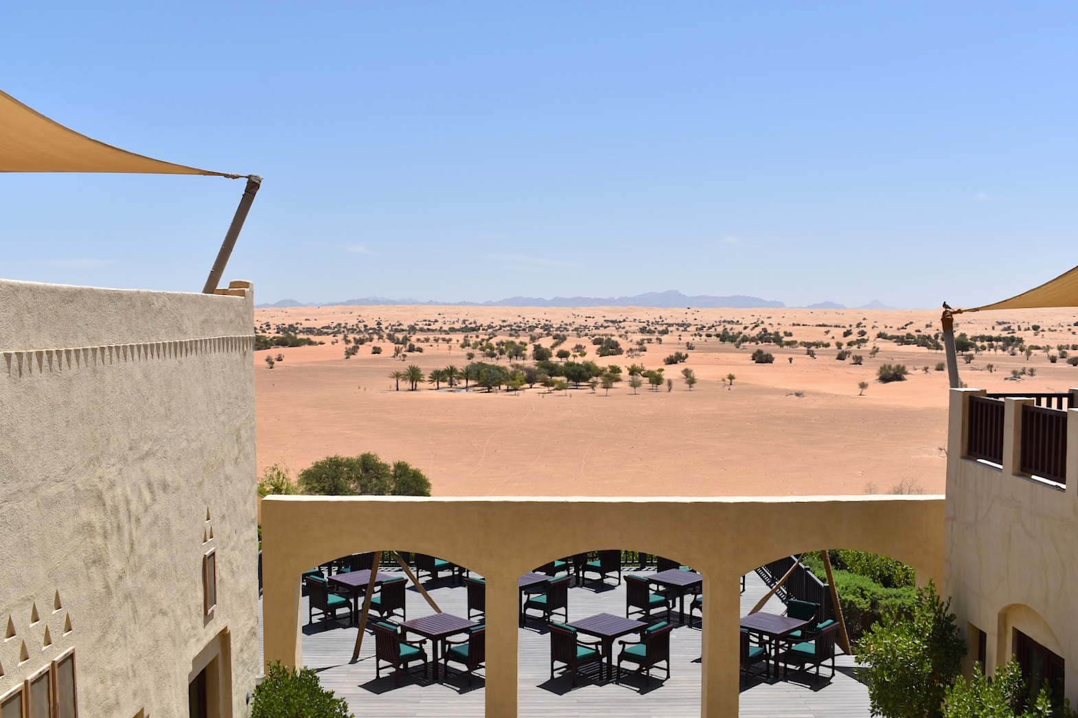 DESERT ESCAPE TO AL MAHA RESORT & SPA, DUBAI