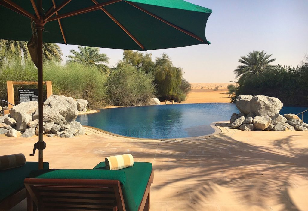 DESERT ESCAPE TO AL MAHA RESORT & SPA, DUBAI