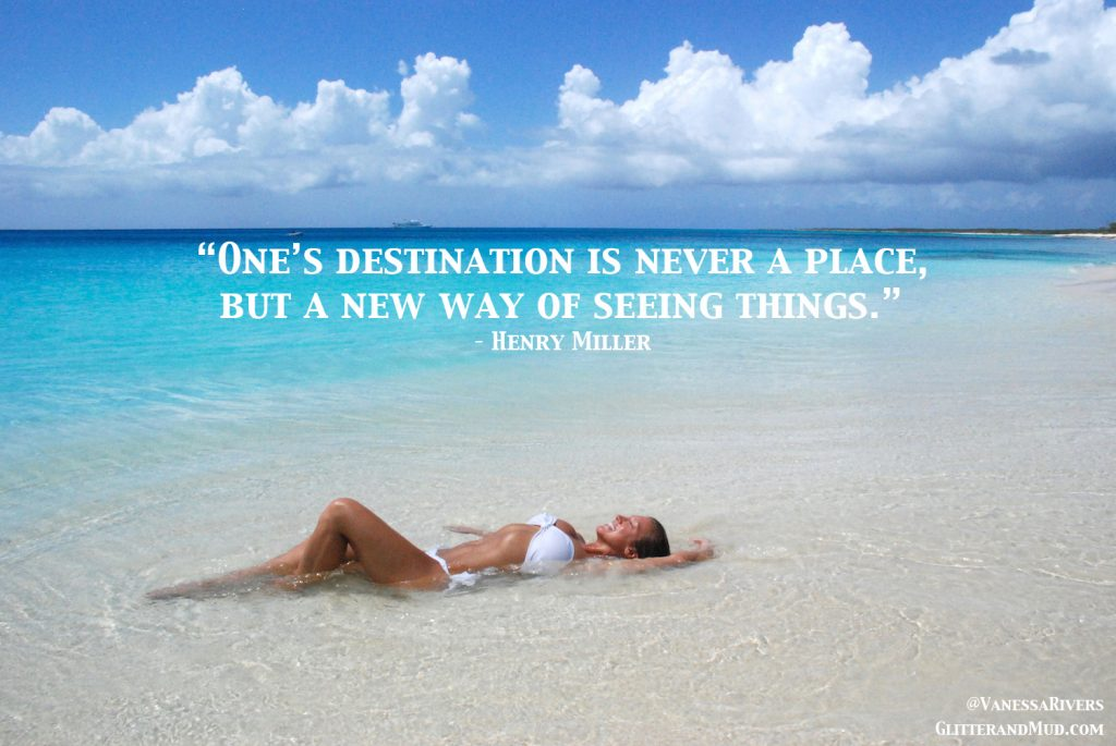 50 Travel Quotes To Live By (Bikini Photos)