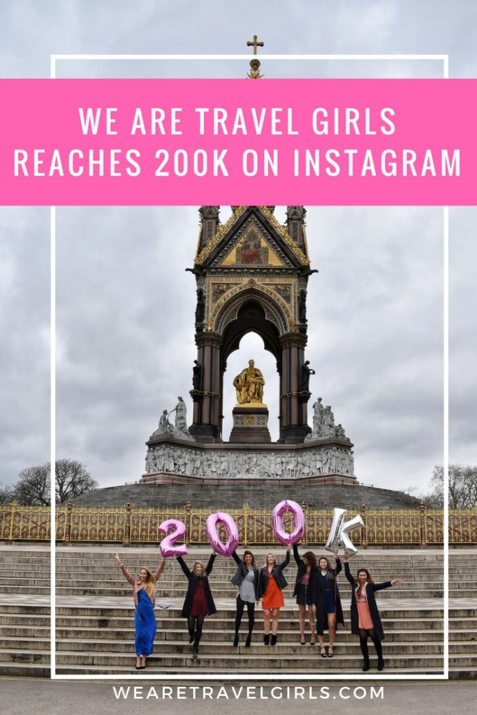 We Are Travel Girls Reaches 200K On Instagram