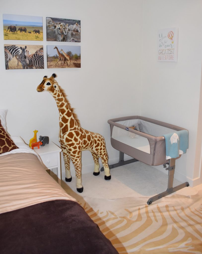 My Travel Inspired Safari Nursery