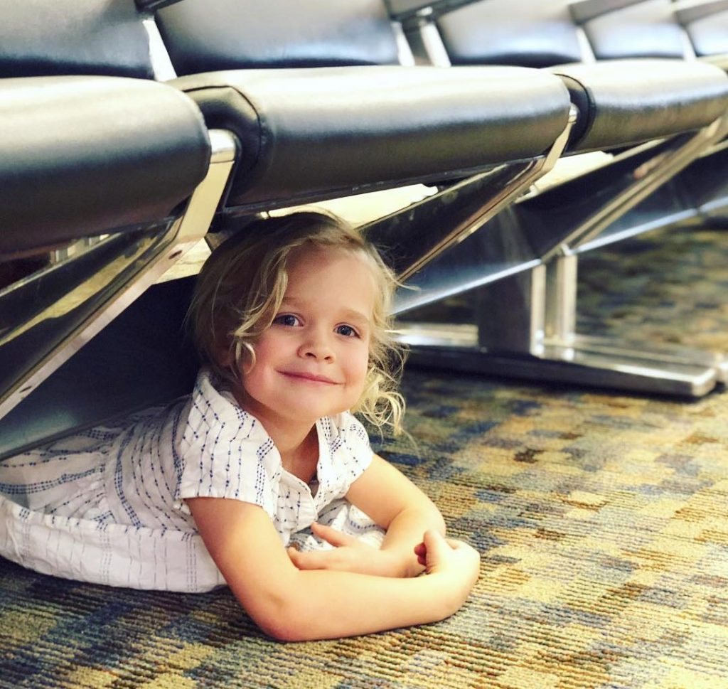 8 Ways To Tackle Long-Haul Flights With Children