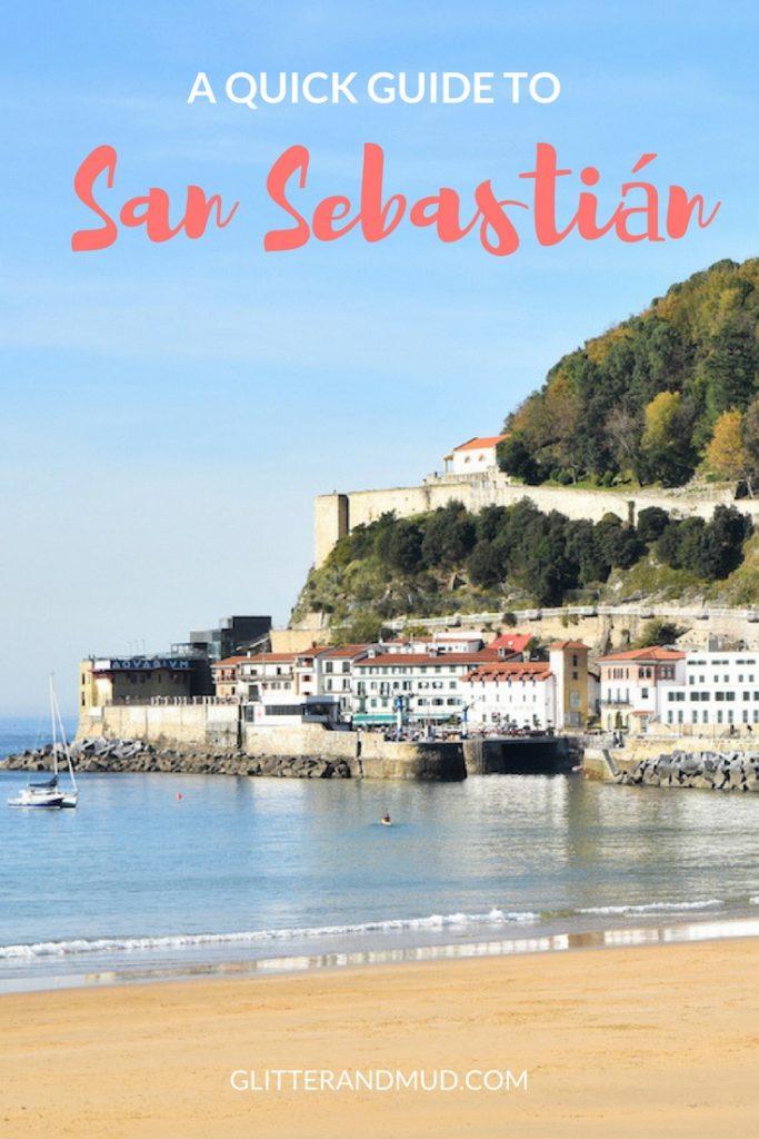 A Quick Guide To San Sebastian