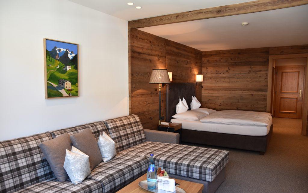 Where To Stay In St Anton: Hotel Schwarzer Adler