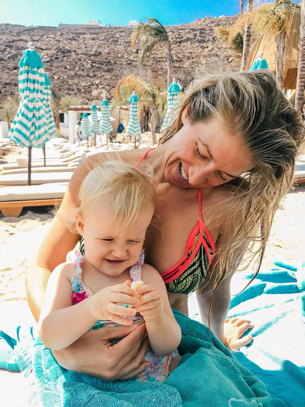 Vanessa Rivers & her daughter Sadie
