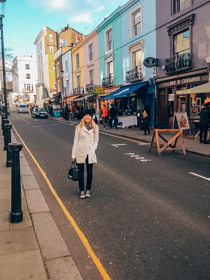 Vanessa Rivers, London