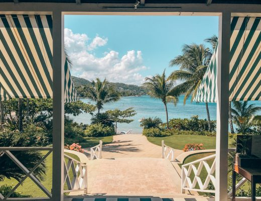 Family Getaway to Round Hill Hotel and Villas, Montego Bay, Jamaica