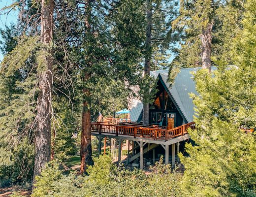 North Lake Tahoe Cabin Review