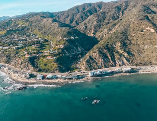 Helicopter Tour Malibu