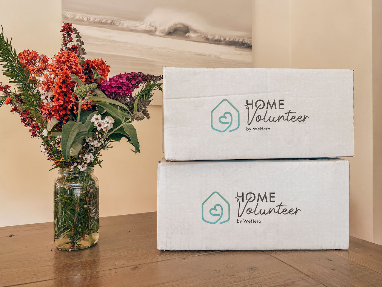 Home Volunteer Eco Kits